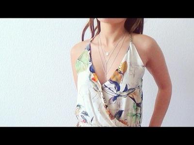 DIY | Body chain ┆ Alyssia