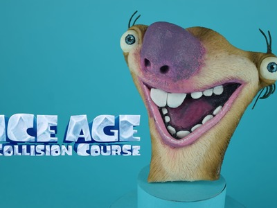 Fimo l'Age de glace - ice age polymer clay