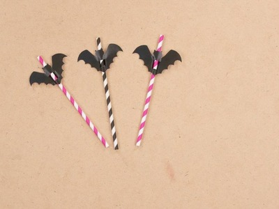 DIY Halloween Pailles Chica Vampiro