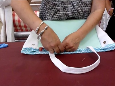 Sac à main avec aimants - Tuto Couture Vidéo DIY