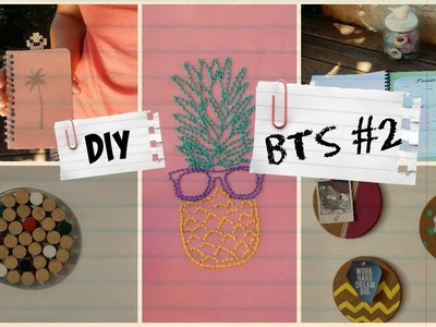 DIY Back to School I Organisation - Customiser ses fournitures scolaires #2