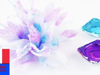 DIY Inspiration Challenge #70 | Eau et couleurs | Challenge 1 | Idée DIY