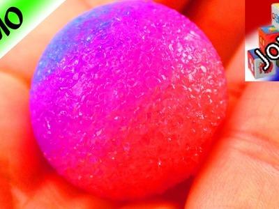 Balle rebondissante à faire soi-même | Planète rebondissante colorée | DIY | Expérience Kosmos
