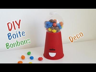 DIY Déco Boite à Bonbons. Candy box