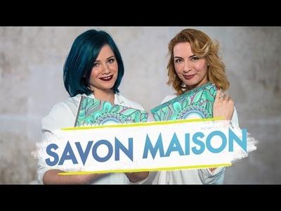 ∞SERIAL TESTEUSES∞ DIY SAVON MAISON ! (avec Pastel et Estelle )