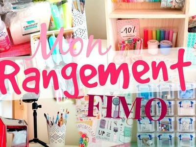 [Bonus] Mon rangement FIMO - Craft room tour
