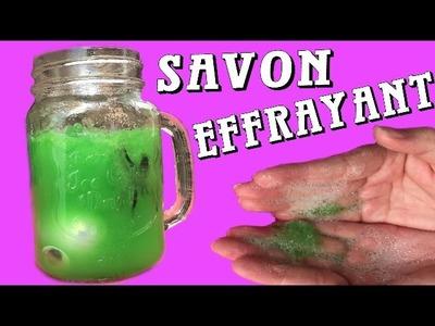 DIY | Savon effrayant HALLOWEEN