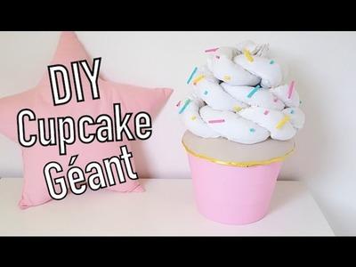 DIY Déco Boite Cupcake Géante. Giant Cupcake Box