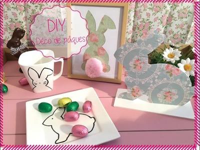 ✿ DIY : Décoration de Pâques ✿