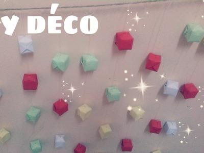 Origami facile - Bombe à eau en papier (ballon en papier)