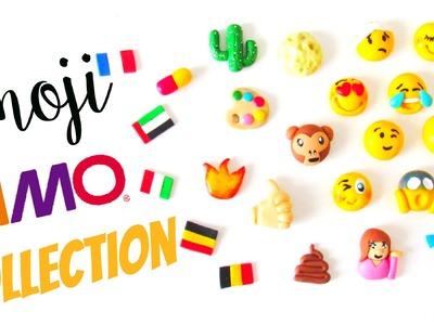 EMOJI FIMO COLLECTION !!