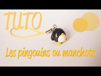 [TUTO] - Les pingouins. manchots (Spécial Noël)