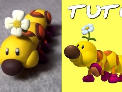 TUTO FIMO | Wiggler (de Mario)