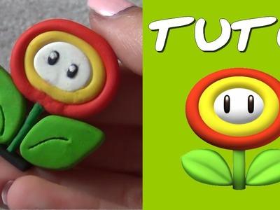 TUTO FIMO | Fleur de feu (de Mario) ◊ FACILE ◊