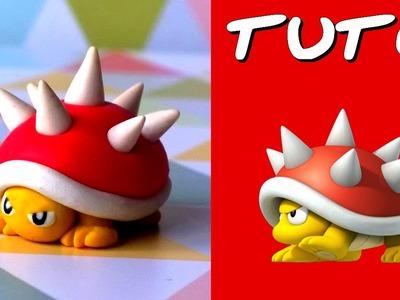 TUTO FIMO | Hériss (de Mario)