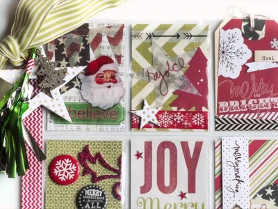 Christmas Pocket Letters 2015