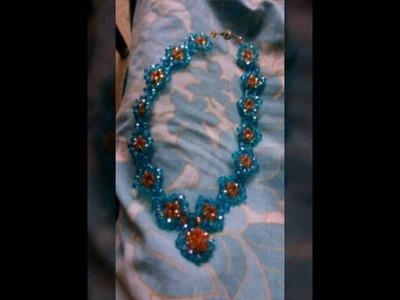 Présentation de bijoux en perle de chez dks