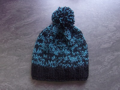 Bonnet Adulte Mixte au tricot