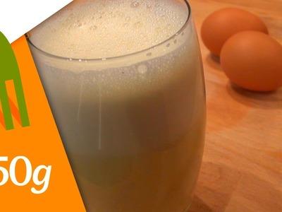 Lait de poule ou Eggnog - 750 Grammes