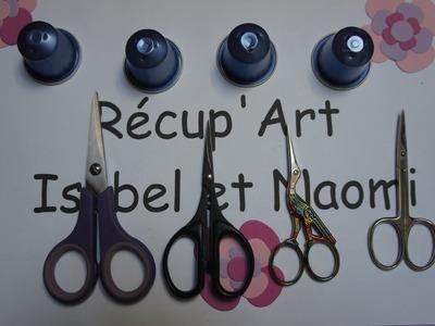DIY Nespresso: Revue ciseaux pour couper les capsules Nespresso
