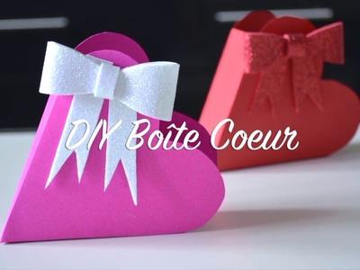Fête des Mères, DIY Boîte à bijoux coeur, activité créative, idée cadeaux fête des mères