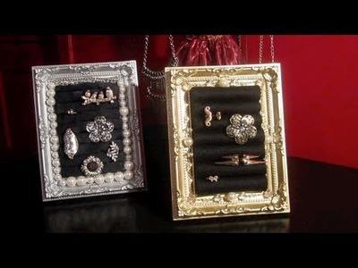 DIY: ring holder. porte-bagues