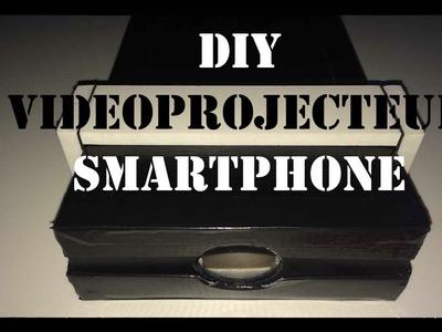 Transformer un smartphone en videoprojecteur