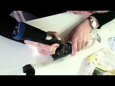 Tuto : Graver des flûtes à champagne