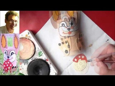 Lapin de Pâques : Bricolage et déco DIY
