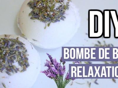 DIY Bombe de Bain Relexation, à la Lavande + DEMO!!!