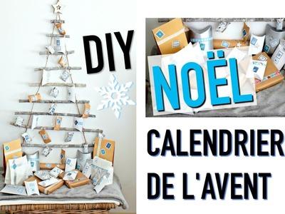 DIY de Noël Facile : Calendrier de l'Avent 16 (français)