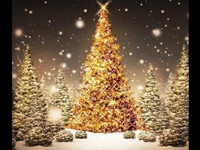 [DIY Noël ] fabriquer une carte de voeux (facile et rapide)