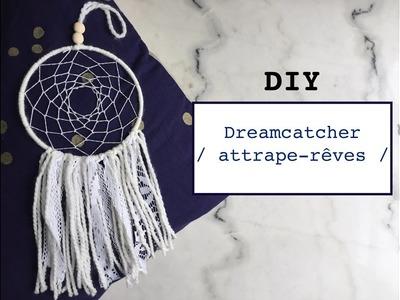 DIY Dreamcatcher. Attrape-rêves