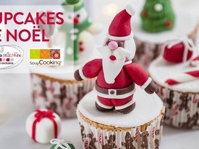 Tuto DIY : Cupcakes de Noël - Noël Cosy