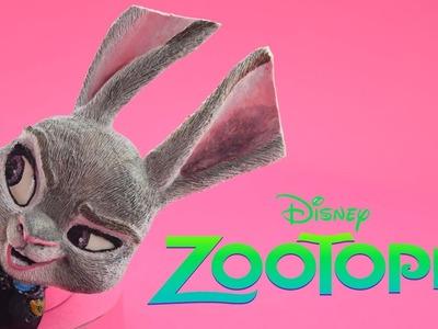 TUTO FIMO Zootopie Judy Hopps - polymer clay Zootopia