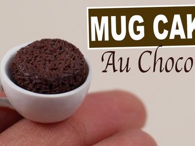 Mug Cake au Chocolat⎪Fimo