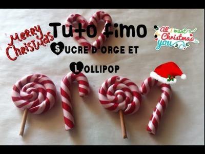.TutoFimoNoel. : Tuto sucre d'orge et Lollipop