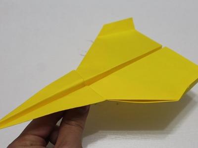 Comment faire un avion en papier qui vole très bien