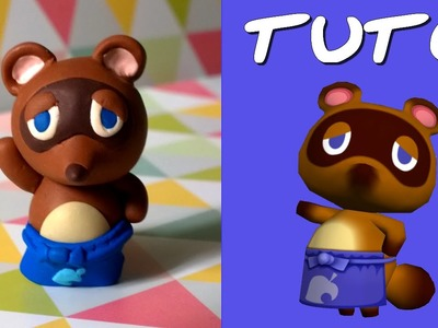 TUTO FIMO | Tom Nook (de Animal Crossing)