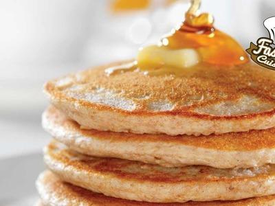 Recette de Pancakes avec 2 Ingredients