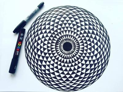 TUTO illusion d'optique