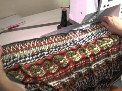 Comment faire une robe en smoke