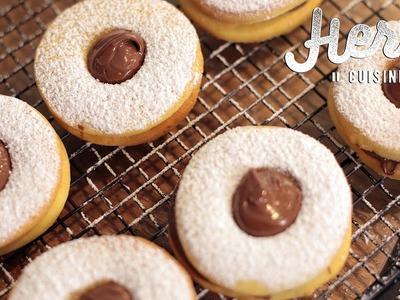 Sablés au Nutella pour Noël !