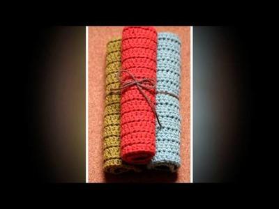 Free crochet ipad case pattern