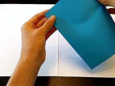 Comment faire les pièces en Origami 3D