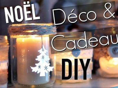 DIY de Noël : Idée cadeau. Déco Facile (français)