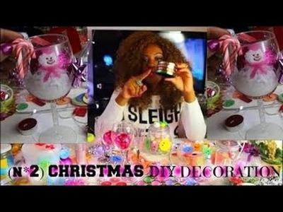 [n¤2] CHRISTMAS DIY ❄ idées décoration de Noël ❄ DIY deco Noël ❄