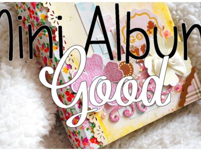 [ Tutoriel Mini Album n°4 ] : Good ♡