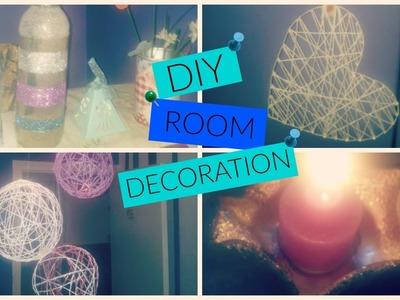 4 DIY room decoration | 4 DIY décoration pour chambre | elle c'est moi