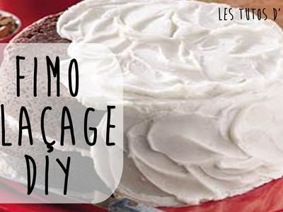 Tutoriel pâte Fimo 6 : Glacage pour gâteaux en Fimo, DIY